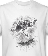 Dc comics batman the dark knight rises for sale online white graphic tee bm2106 at thumb200