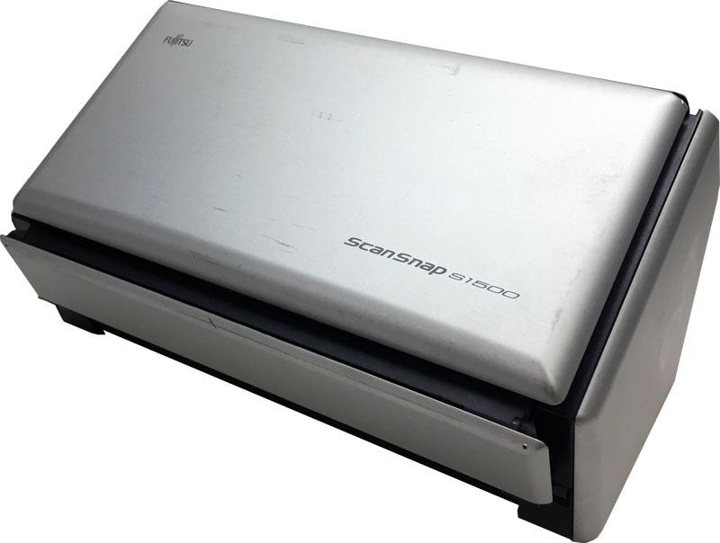 Fujitsu scansnap s1500 1