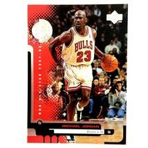Michael Jordan 1998-99 Upper Deck To The Net SP #169 Chicago Bulls  - $4.90