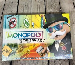 Monopoly for Millennials by Hasbro - $29.99