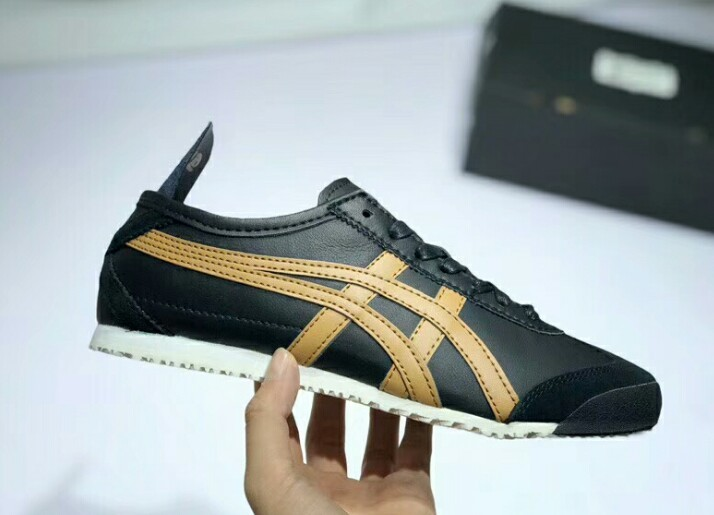 cfa6630bd4e8 Onitsuka Tiger Unisex Mexico 66 Black Brown and 50 similar items