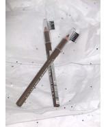Lot of 2  L.A. Colors Eyebrow Pencil w/Brush ` Medium Brown ~~New! - $5.93