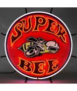"""Dodge Super Bee Neon Sign 24"""" Diameter Neon Light - $319.00"""