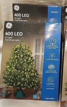Lot of 2 Boxes GE 400 LED EZ 1600 Lights Tree Wrap Warm White Indoor Out... - $33.99