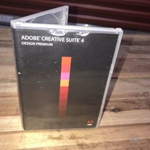 Adobe Creative Suite 4 Design & Learning DVD Mac OS (Used w/serial numbe... - $55.00