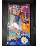 Mattel Special Edition Star Skater Barbie Doll 53375 Michelle Kwan 1997 NEW - $52.80