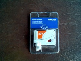 BROTHER APPLIQUESTATION PRE-FILLED THREAD CARTRIDGE # 209 - $19.95