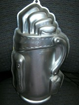 Wilton Golf Bag Beer Mug Holiday Wilton Clubs In Golf Bag Cake Pan 2105-1836 - $18.68