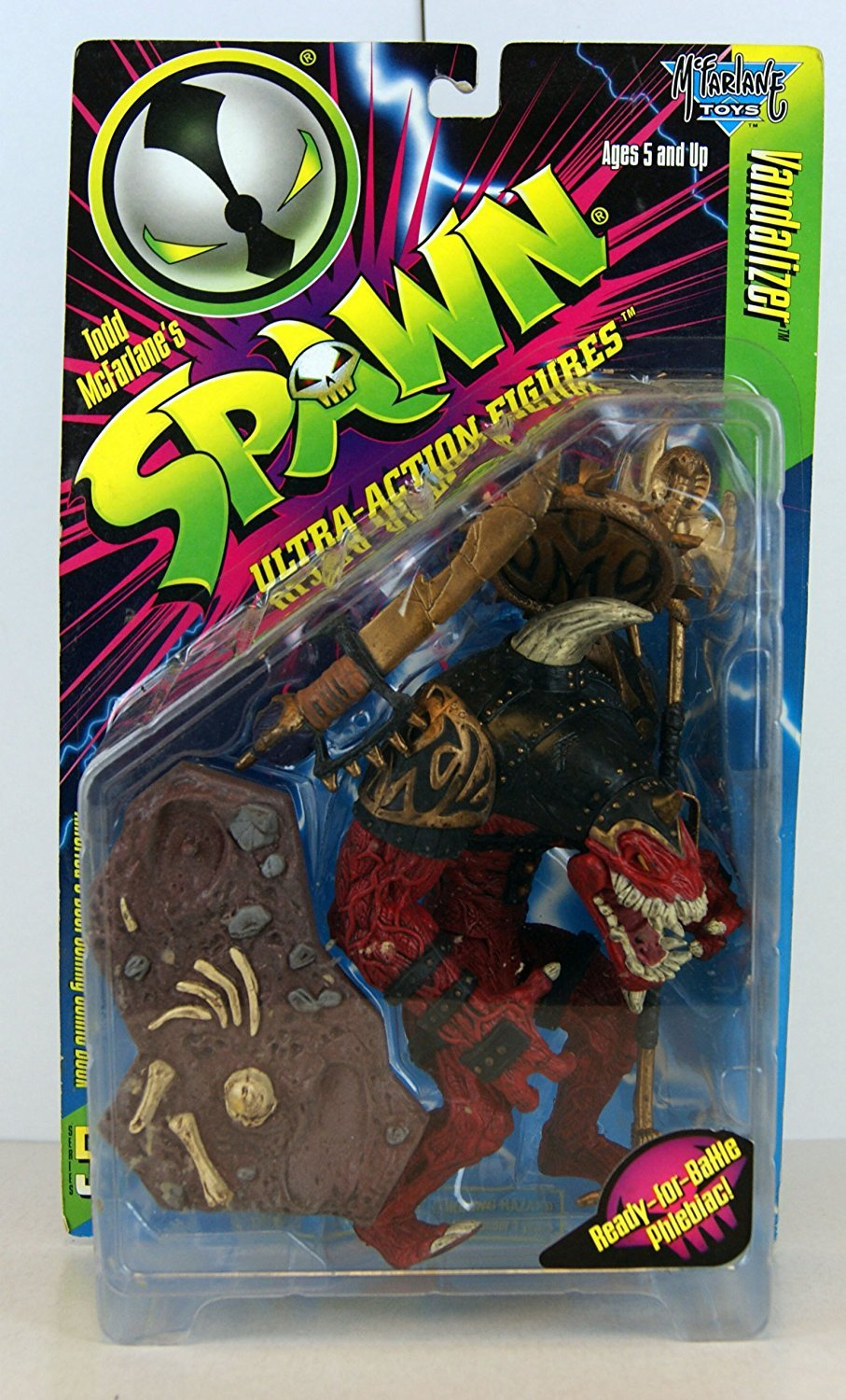 Mcfarlane Toys Spawn Vandalizer Official And Similar Items
