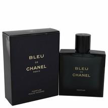 Bleu De Chanel Parfum Spray (new 2018) 3.4 Oz For Men  - $278.75