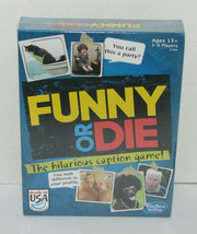 Funny or Die Party Game Hasbro NEW - $17.80