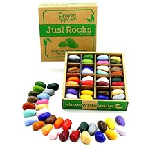 New! Just Rocks in a Box 32 Colors - $29.32