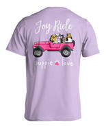 New PUPPIE LOVE Joy Ride  Pup  T SHIRT - $22.99