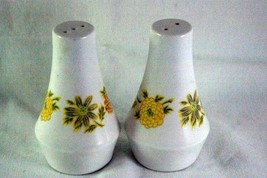 Noritake 1979 Sunnyside Salt And Pepper Shaker Set #9003 - $13.49