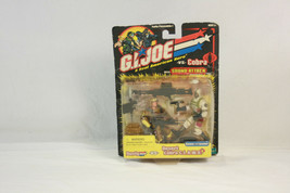 2002 G.I.JOE VS COBRA Dusty VS. Desert Cobra Claws SOUND ATTACK HASBRO NEW - $48.95