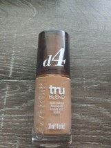 CoverGirl TruBlend Liquid Makeup, #d4 Classic Tan, 1 fl oz - $9.85