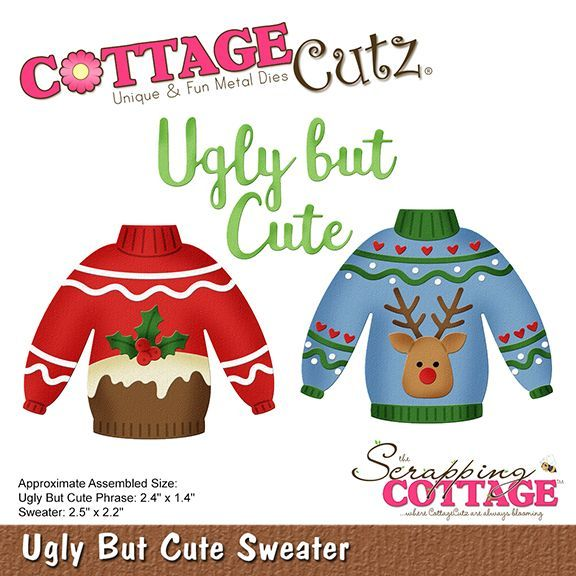 Ugly but cute sweater