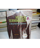medical terminology  6 th  edition - $12.99