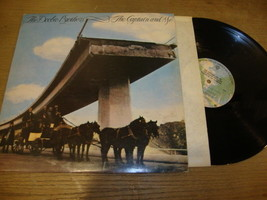 Doobie Brothers - The Captain And Me - LP Record  VG VG - $5.92