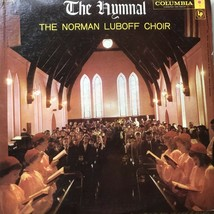 "Norman Luboff Choir The Hymnal CL 1106 Columbia 6 eye Record 12"" Album 3... - $8.97"