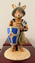 "Royal Doulton Bunnykins Figurine - ""Gladiator"" DB326 - W/Box & COA - $28.49"