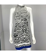 ABS by Allen Schwartz Women's Size XS White Black Bodycon Shift Dress - $26.71