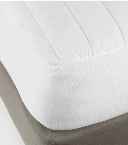 Made By Design- Machine Washable Comfort Mattress Pad, King, Sealed