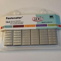 EK Success Fastenater I Do Decorative Staples - Pack of 144 - $4.99