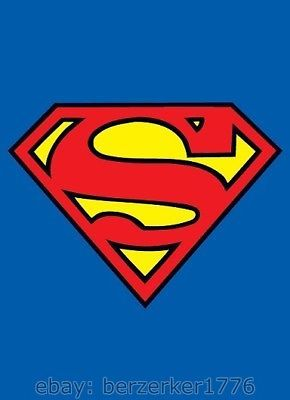 Superman 3/'x5/' horizontal Black Flag Banner DC Comics batman Joker USA Shipper