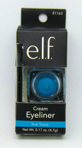 e.l.f. Cream Eyeliner  No.81163 Teal Tease 0.17oz./4.7g NIB - $6.88