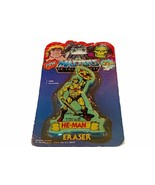 Masters of Universe vtg MOTU Eraser figure MOC sealed 1984 Spindex He-ma... - $49.45