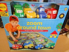 NEW ALEX Toys Little Hands Zoom Around Town - $18.65