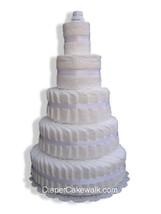 5 tier Do-It-Yourself Diaper Cake - $129.00