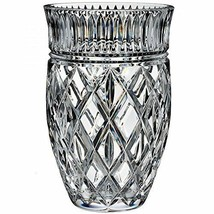 Waterford Crystal Eastbridge 8 inch Vase New #40027693 - $122.02