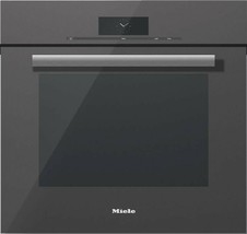 """Miele H68802BPGRGR 30"""" PureLine M-Touch Single Wall Oven in Graphite Grey - $4,945.99"""