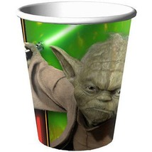 Star Wars Episode III Paper Cups 8 Per Package Birthday Party Supplies New - $3.91