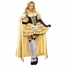Dreamgirl Goldilocks Bears Fairytale Gold Sexy Womens Halloween Costume ... - $60.83