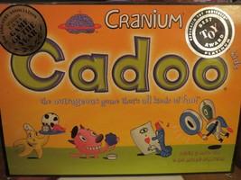 2004 Cadoo Cranium Kids Board Game - $11.90