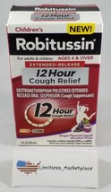 Children's Robitussin Extended-Release - 12 Hour - Grape - 3 oz. Exp. 01... - $5.74