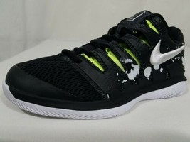 Nike Air Zoom Vapor X HC Tennis Shoes Women's Size 8 Black Men's 6.5 AV3... - $89.09