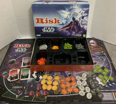 Risk Star Wars Original Trilogy Edition Board Game Parker Brothers 100% ... - $65.44
