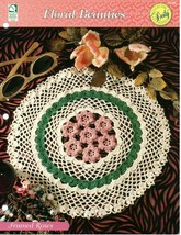 Crochet Pattern - Framed Roses - Floral Beauties - House Of White Birches - $1.97