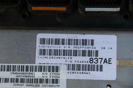 Dodge Chrysler 5.7L Hemi Engine Control Unit Module ECU ECM P04896415AF image 3