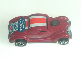 VTG 1975 Mattel Hot Wheels Ford Oldie But A Goodie Neet Streeter Plum HK... - $20.30