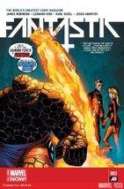 Fantastic Four #3 [Comic] [Jan 01, 2014] James Robinson - $2.00