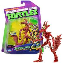 Year 2013 Teenage Mutant Ninja Turtles TMNT 5.5 Inch Figure - SQUIRRELANOID - $39.99