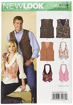 Simplicity Creative Patterns New Look 6839 Miss/Men Separates, A (ALL Si... - $11.27