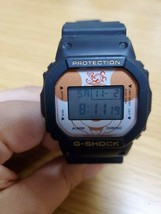 G-SHOCK Disney 30th Mickey Mouse DW-5600 Japan Limited Black Orange White - $230.95