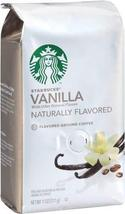 Starbucks Natural Fusions Vanilla, Flavored Ground Coffee (11oz)(3 pack) - $31.47