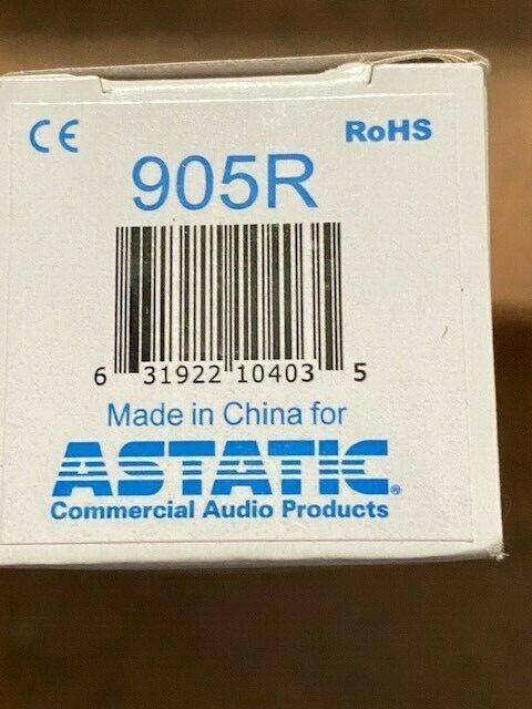 CAD Audio 905R Miniature Gooseneck Shotgun Condenser Microphone- Brand New